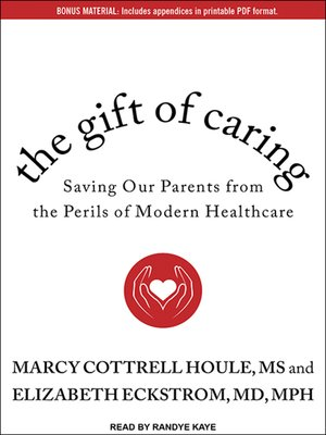 cover image of The Gift of Caring