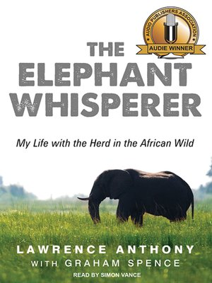 cover image of The Elephant Whisperer