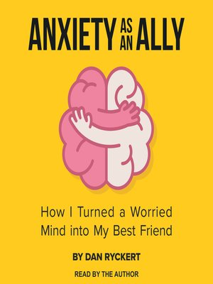 cover image of Anxiety as an Ally