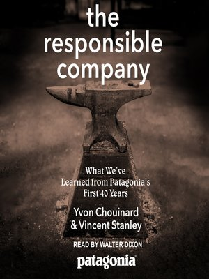 cover image of The Responsible Company