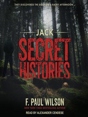 cover image of Jack--Secret Histories