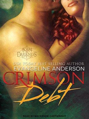 cover image of Crimson Debt