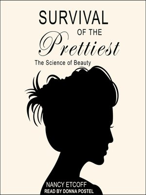 cover image of Survival of the Prettiest