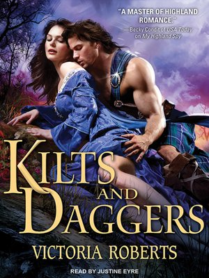 cover image of Kilts and Daggers