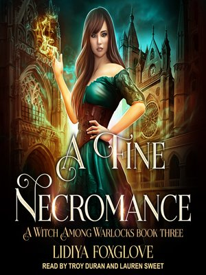 cover image of A Fine Necromance