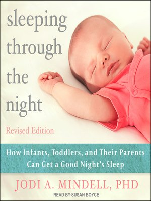 cover image of Sleeping Through the Night, Revised Edition