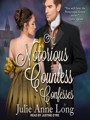 cover image of A Notorious Countess Confesses