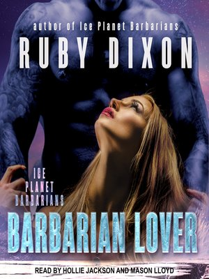 cover image of Barbarian Lover