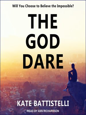 cover image of The God Dare