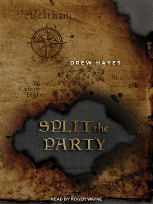 cover image of Split the Party
