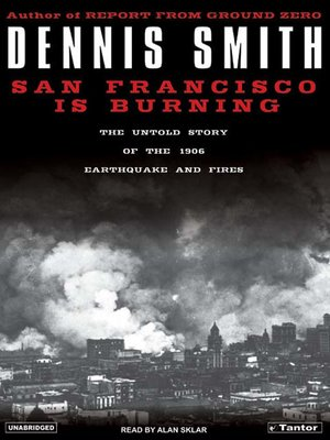 cover image of San Francisco Is Burning