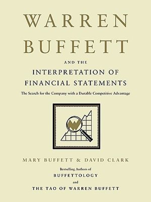 cover image of Warren Buffett and the Interpretation of Financial Statements