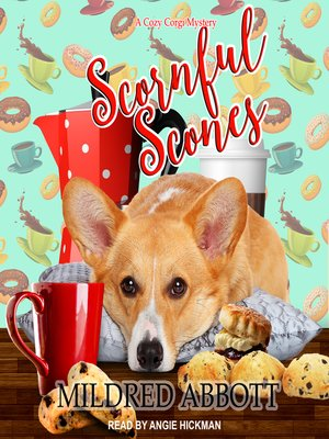 cover image of Scornful Scones