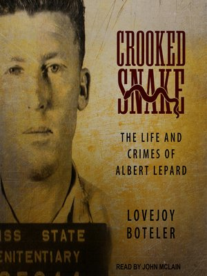 cover image of Crooked Snake