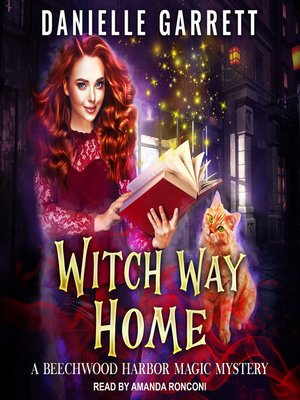 cover image of Witch Way Home