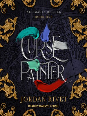 cover image of Curse Painter