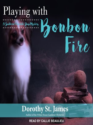 cover image of Playing With Bonbon Fire