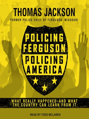 cover image of Policing Ferguson, Policing America