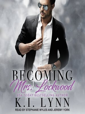 cover image of Becoming Mrs. Lockwood