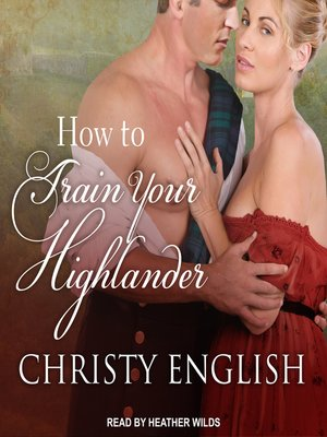 cover image of How to Train your Highlander