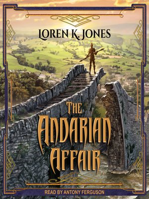 cover image of The Andarian Affair