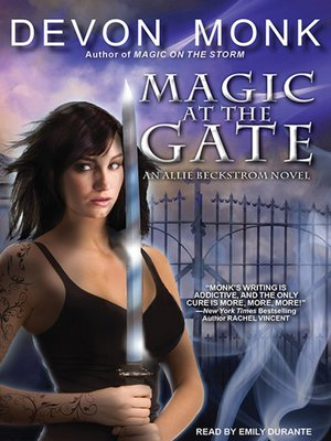 cover image of Magic at the Gate