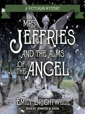 cover image of Mrs. Jeffries and the Alms of the Angel