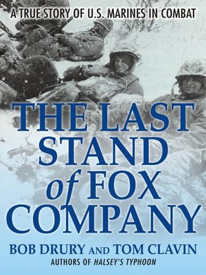 cover image of The Last Stand of Fox Company