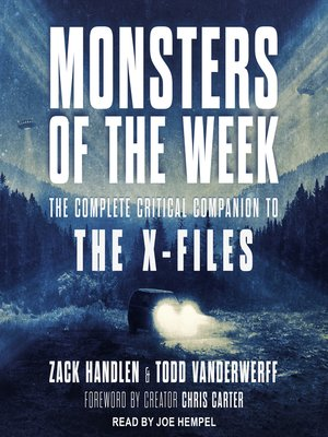 cover image of Monsters of the Week