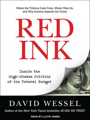 cover image of Red Ink