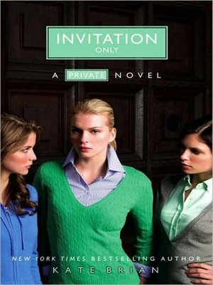 cover image of Invitation Only