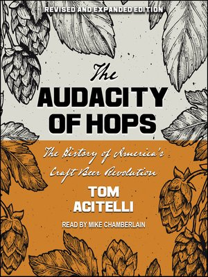 cover image of Audacity of Hops