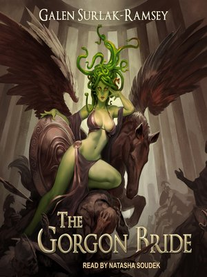 cover image of The Gorgon Bride
