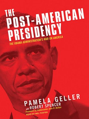 cover image of The Post-American Presidency