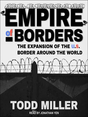 cover image of Empire of Borders