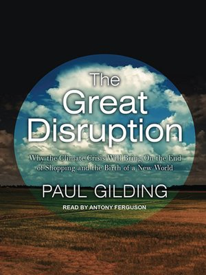 cover image of The Great Disruption