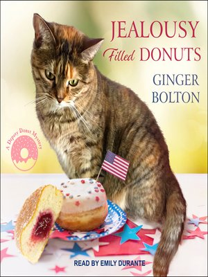cover image of Jealousy Filled Donuts