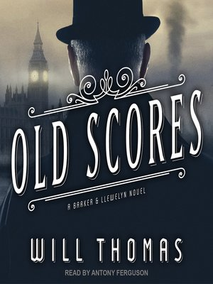 cover image of Old Scores