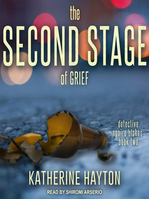 cover image of The Second Stage of Grief