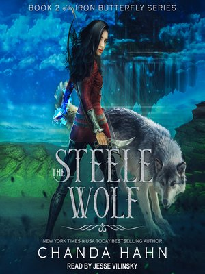 cover image of The Steele Wolf