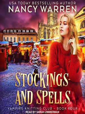 cover image of Stockings and Spells