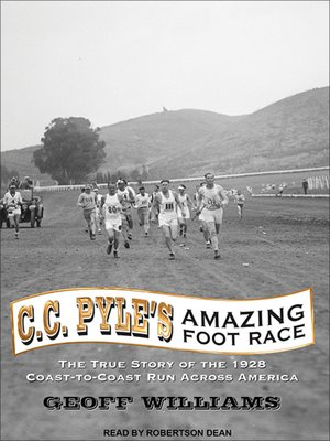cover image of C. C. Pyle's Amazing Foot Race