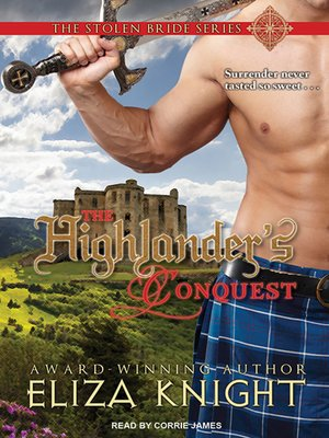 cover image of The Highlander's Conquest