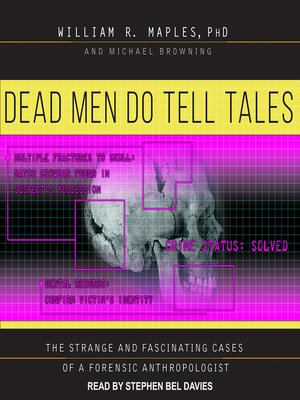 cover image of Dead Men Do Tell Tales
