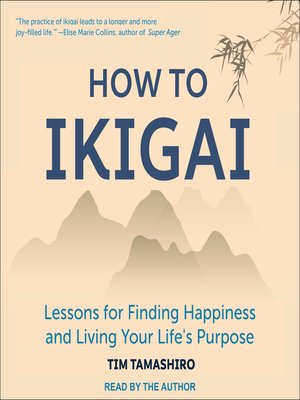 cover image of How to Ikigai