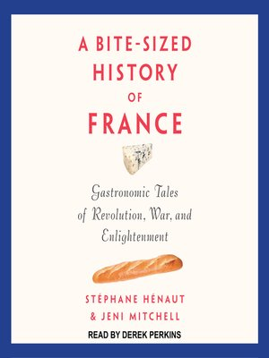 cover image of A Bite-Sized History of France