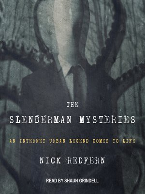 cover image of The Slenderman Mysteries