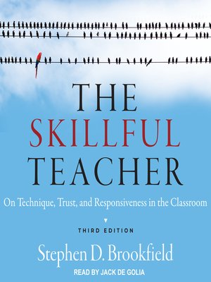 cover image of The Skillful Teacher