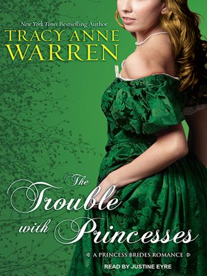 cover image of The Trouble with Princesses