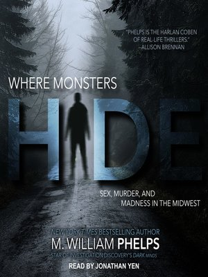 cover image of Where Monsters Hide